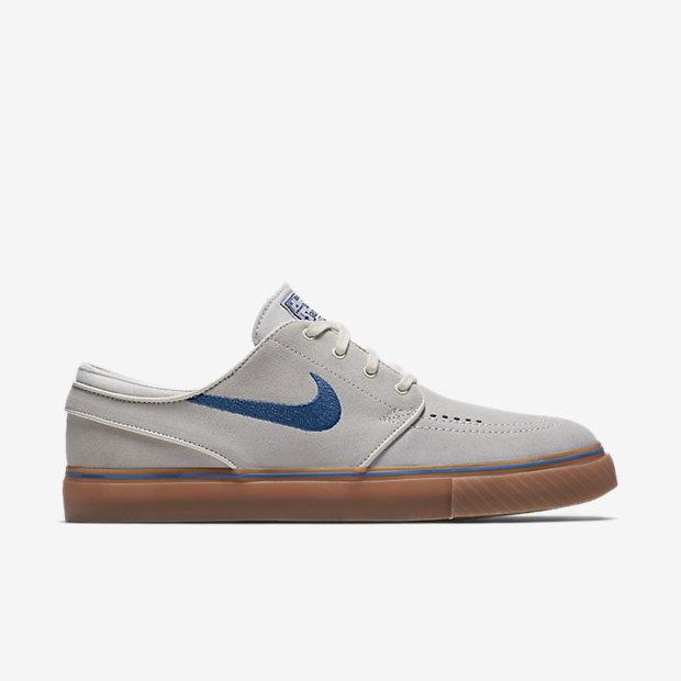 Nike Sb Zoom Stefan Janoski IvoryGum Light BrownBrigade