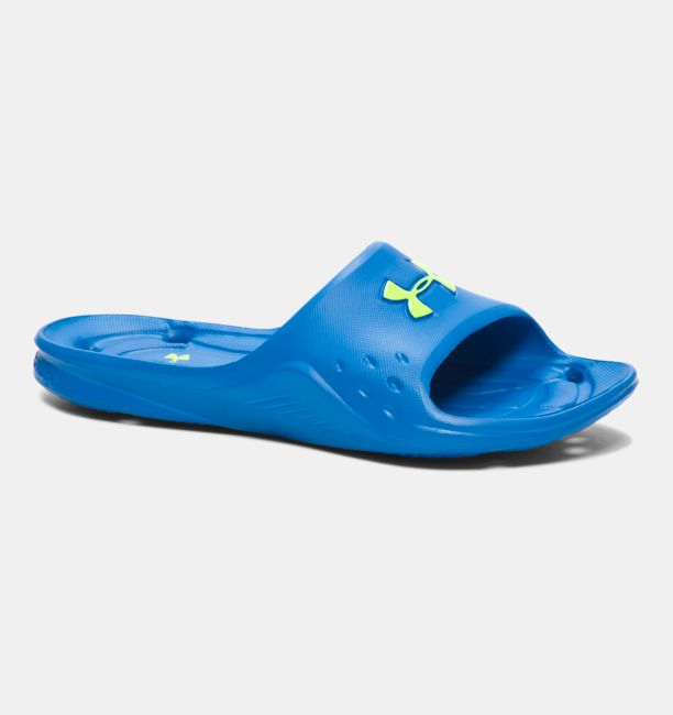 Under Armour Locker Slides 1238676 405