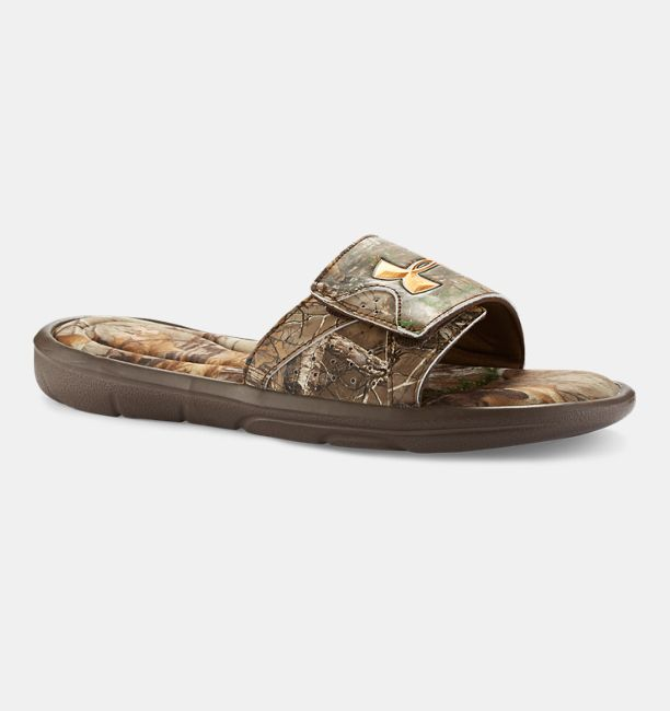 Under Armour Ignite Camo Slide 1252508 946