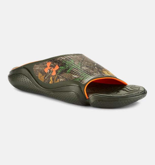 Under Armour Compression II Camo 1255801 946