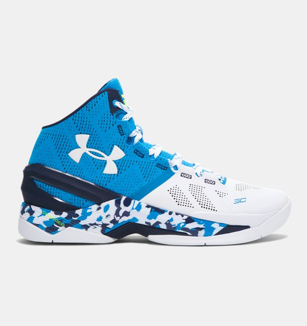 Men's Under Armour Curry Two Basketball Shoes 1259007 428