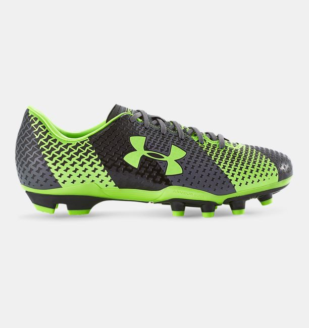 UA CF Force FG Black / Graphite