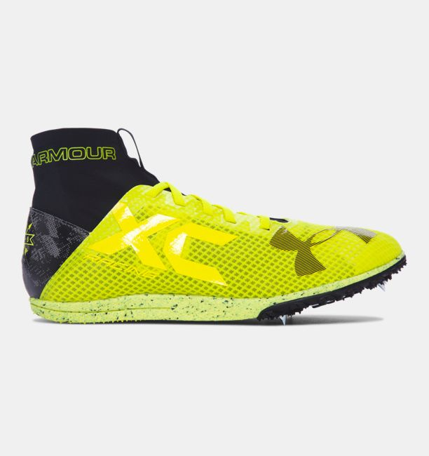 Under Armour Charged Bandit XC Spike 1273938 738