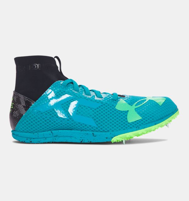 Under Armour Charged Bandit XC Spike