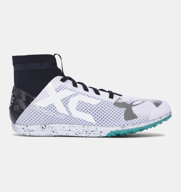 Under Armour Charged Bandit XC Spikeless 1287914 100