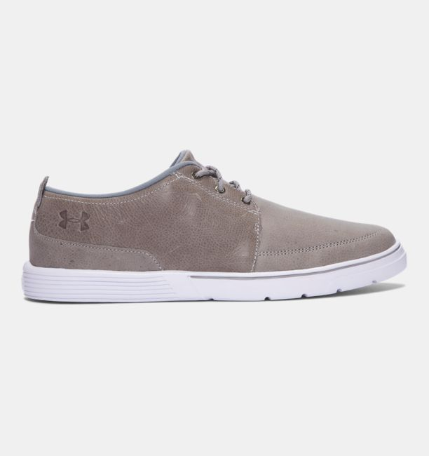 UA Street Encounter III Leather Steel / Pewter
