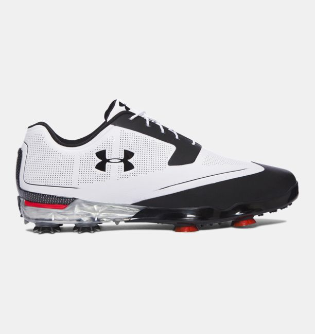 UA Tour Tips White / Black