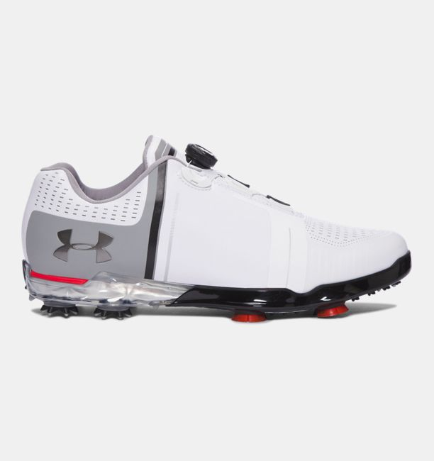 UA Spieth One BOA™ White / Black