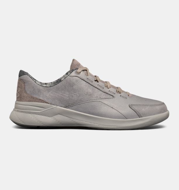 UA Charged Pivot Low Neutral Steel / Overcast Gray