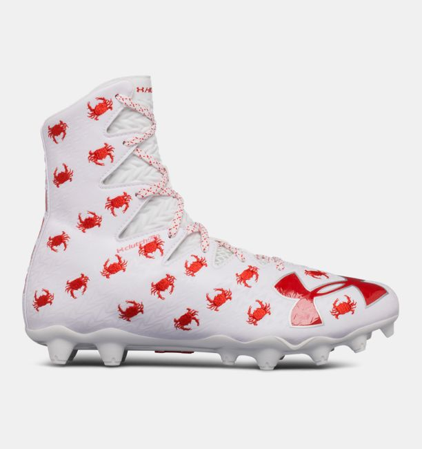 UA Highlight Critter Pack MC White / Red