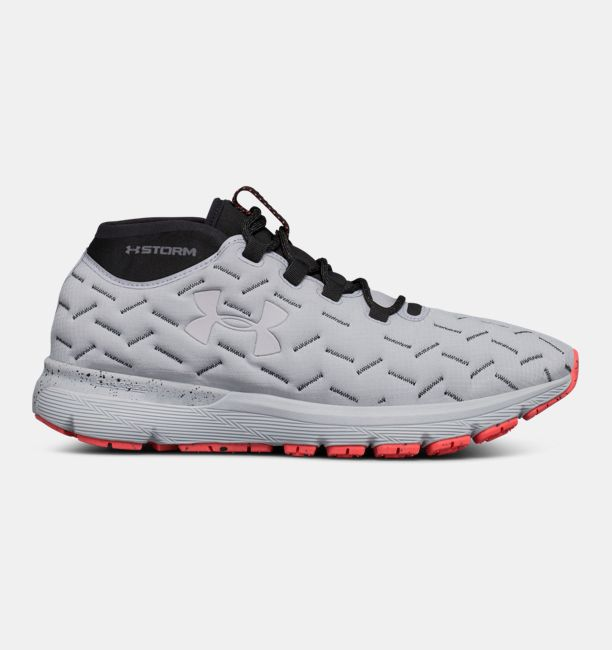 UA Charged Reactor Run Overcast Gray / Black