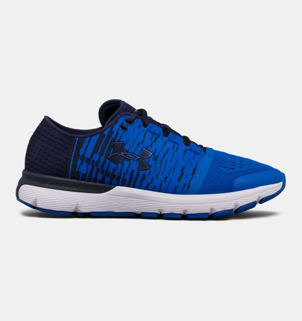 UA SpeedForm® Gemini 3 Graphic – 2E Midnight Navy / Ultra Blue