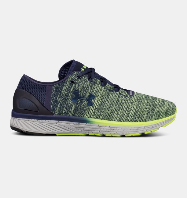 UA Charged Bandit 3 – 2E Quirky Lime / Midnight Navy