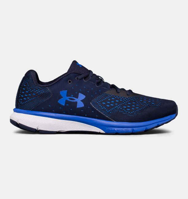 UA Charged Rebel Midnight Navy / Ultra Blue