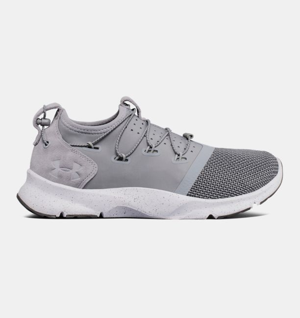 UA Drift 2 Overcast Gray / White