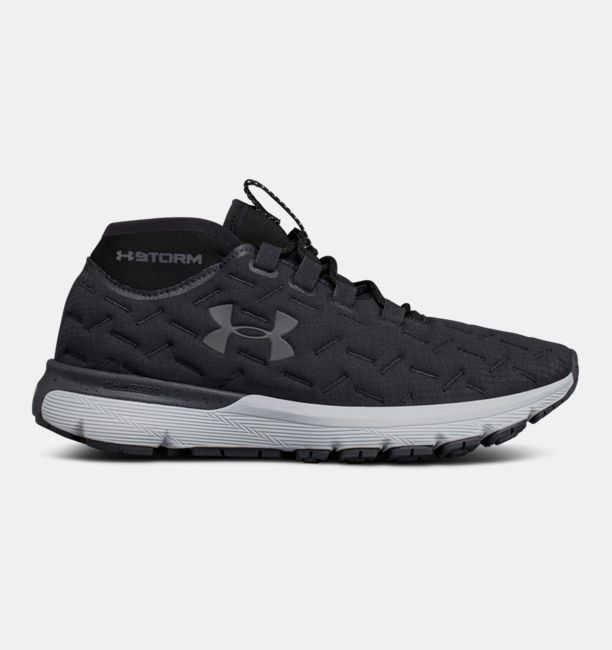 UA Charged Reactor Anthracite / Overcast Gray