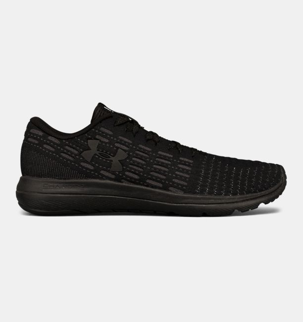 UA Threadborne Slingflex Speckle Black / Black