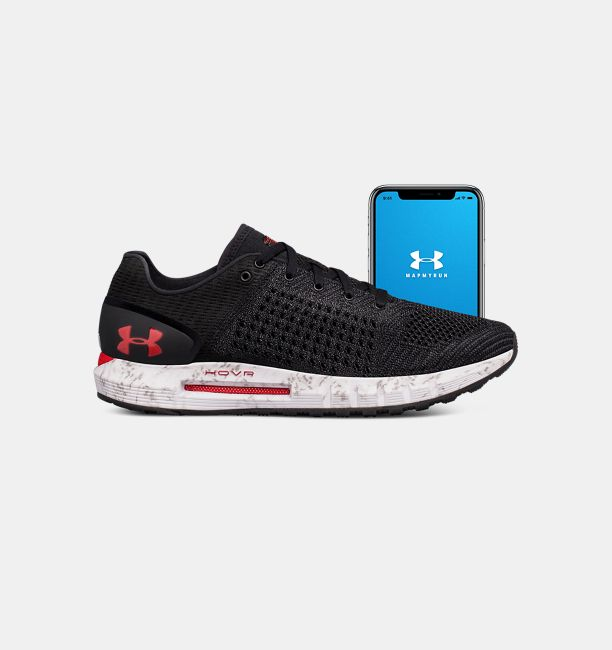 UA HOVR Sonic Connected Black / Anthracite