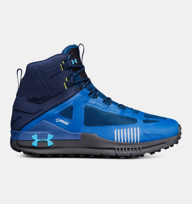 UA Verge 2.0 Mid GORE-TEX® Academy / Moroccan Blue