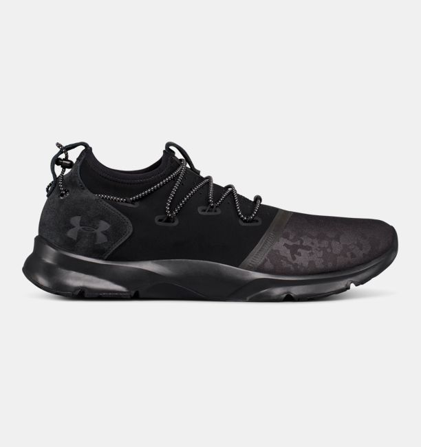 UA Drift 2 Reflective Camo Black / Overcast Gray