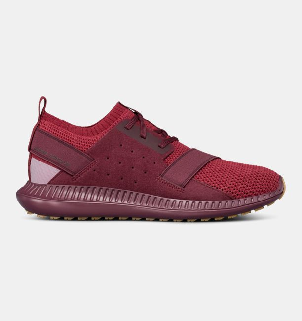 UA Threadborne Shift Cardinal / Dark Maroon