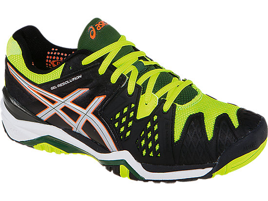 Buy Asics GEL Resolution 6 Online & Asics Tennis Shoes