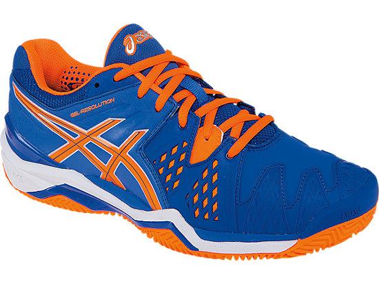 8049ffff1 Stylish Asics GEL-Resolution 6 Clay Court   Asics Tennis Shoes