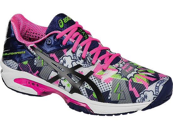 veredicto pista entrevista  Asics GEL-Solution Speed 3 L.E. N.Y.C Sales Online & Asics Tennis Shoes