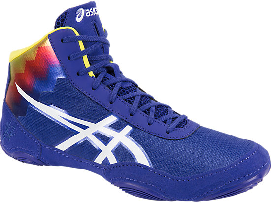 Salable Asics JB Elite V2.0 FLAME & Asics Wrestling Shoes
