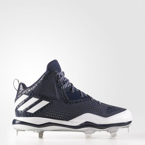 adidas PowerAlley 4 Mid Cleats Q16578