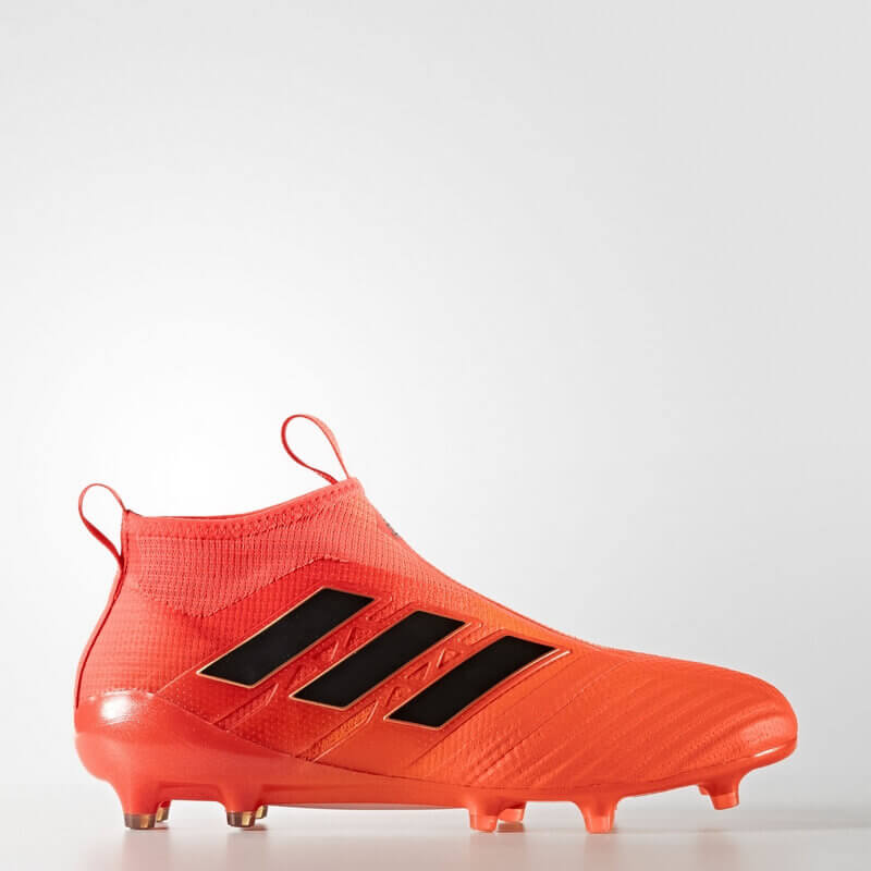 huge selection of 26ebb cf351 adidas ACE 17+ Purecontrol Firm Ground Cleats Orange. larger image