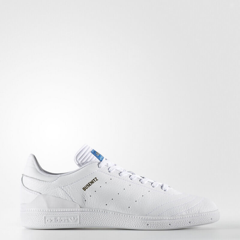 adidas Busenitz RX Shoes White