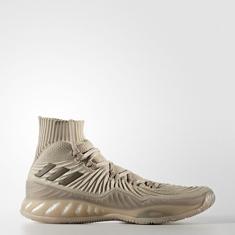 adidas Crazy Explosive 2017 Primeknit Shoes Green