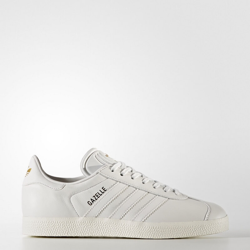 adidas Gazelle Shoes White