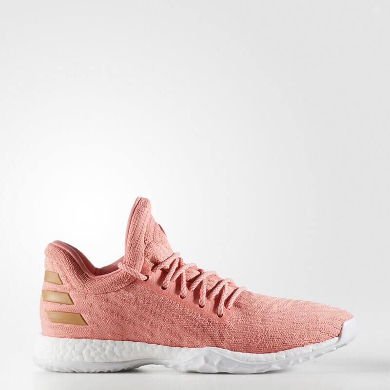 adidas Harden LS Primeknit Shoes Pink