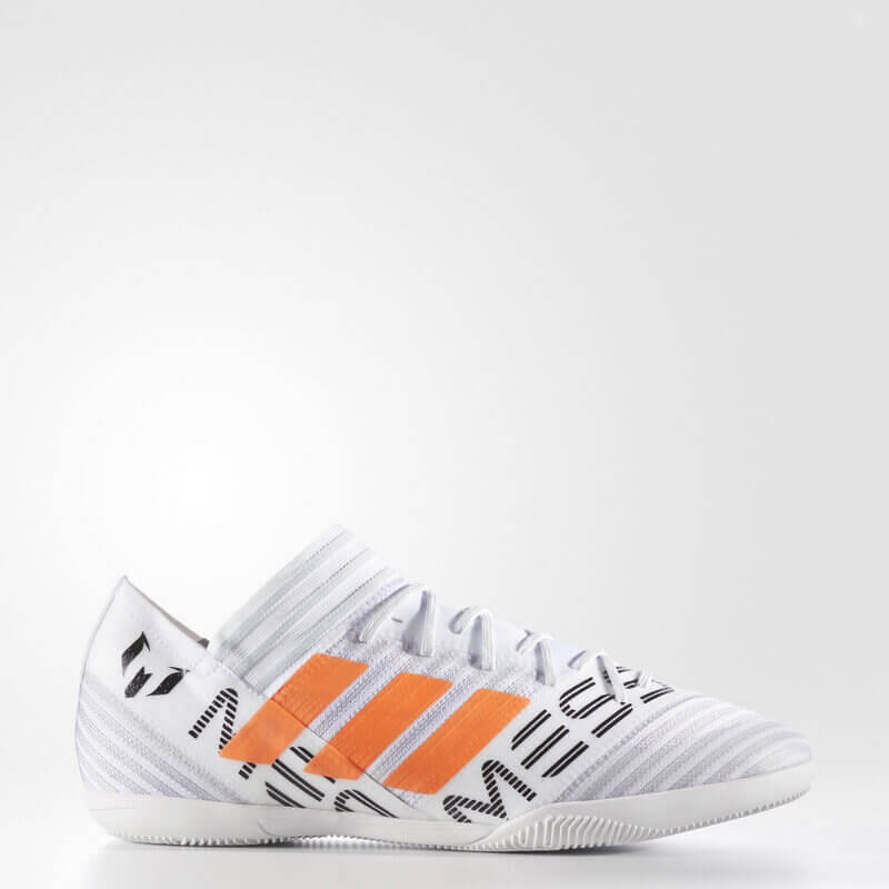 adidas Nemeziz Messi Tango 17.3 Indoor Shoes White