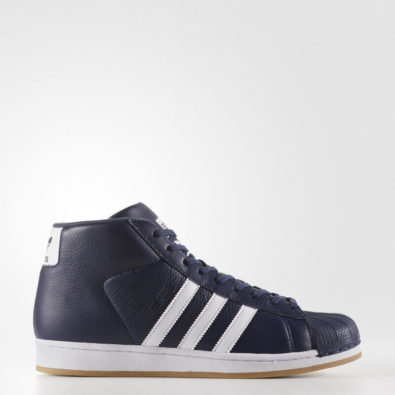 adidas Pro Model Shoes Blue