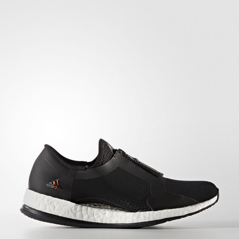adidas Pure Boost X Trainer Zip Shoes Black
