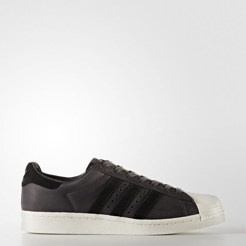adidas Superstar Boost Shoes Black