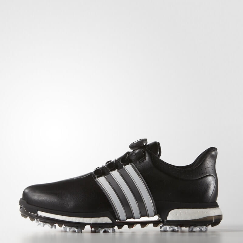 adidas Tour 360 Boa Boost Shoes Black