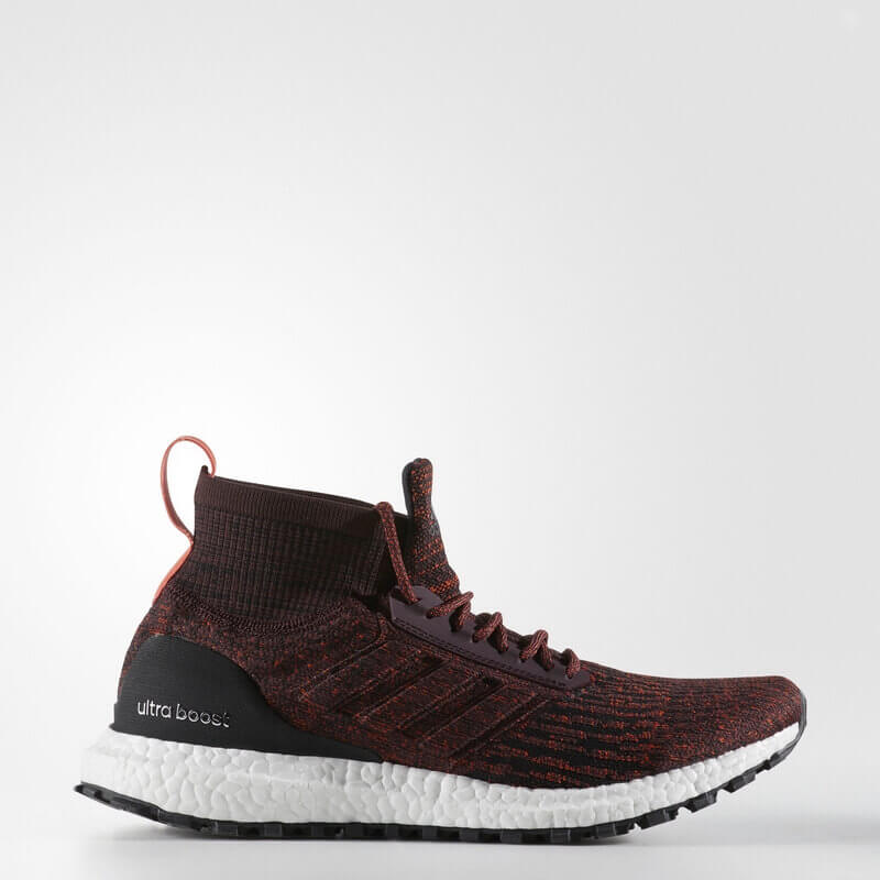 adidas Ultraboost All Terrain Shoes Red
