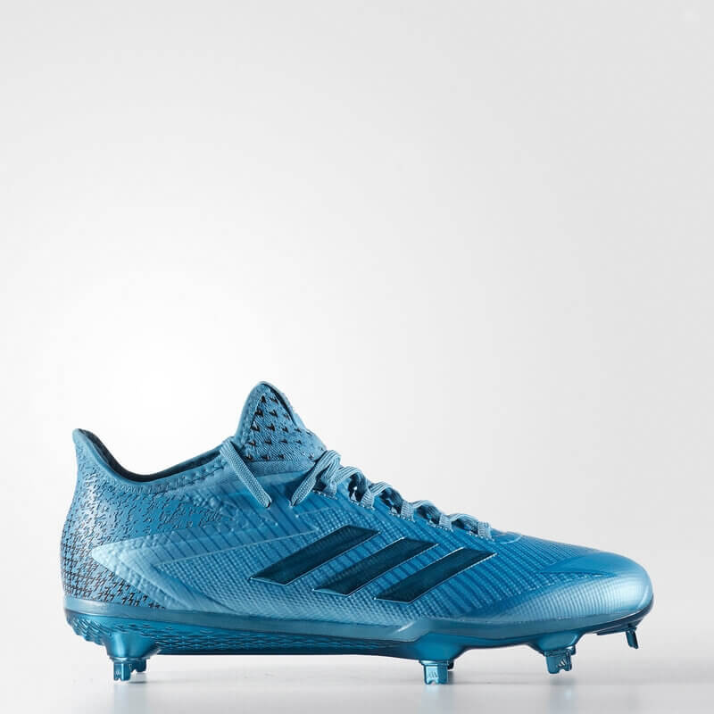 adidas adizero Afterburner 4 Cleats Blue