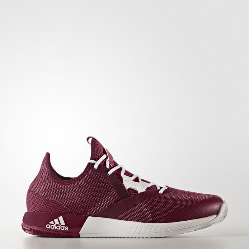 adidas adizero Defiant Bounce Shoes Red