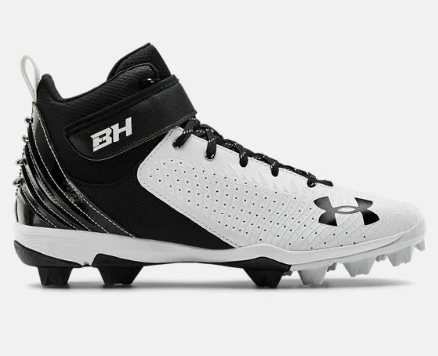 Men's UA Harper 5 Mid RM Baseball Cleats