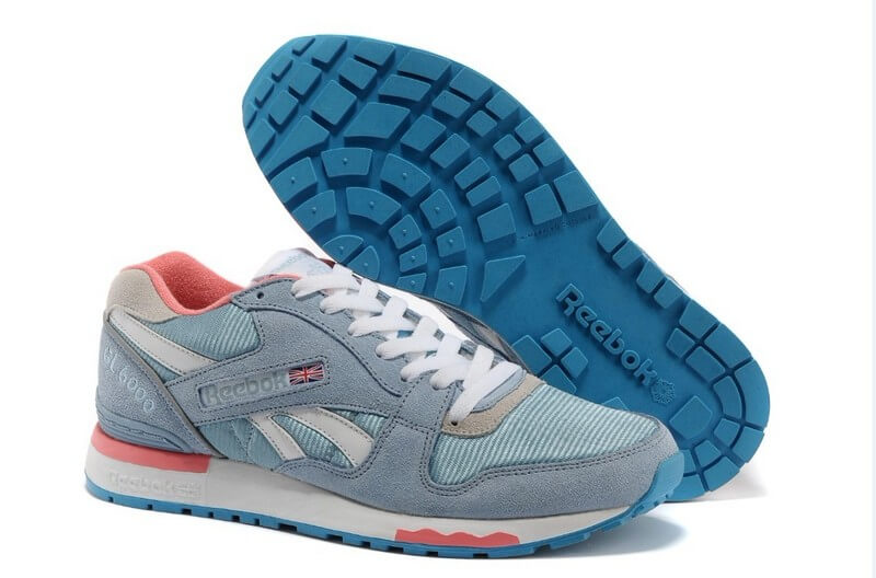 Reebok GL 6000 ATHLETIC Blue/Pink