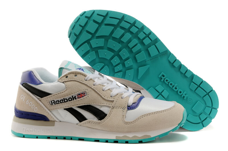 Reebok GL 6000 ATHLETIC G/W/B/P