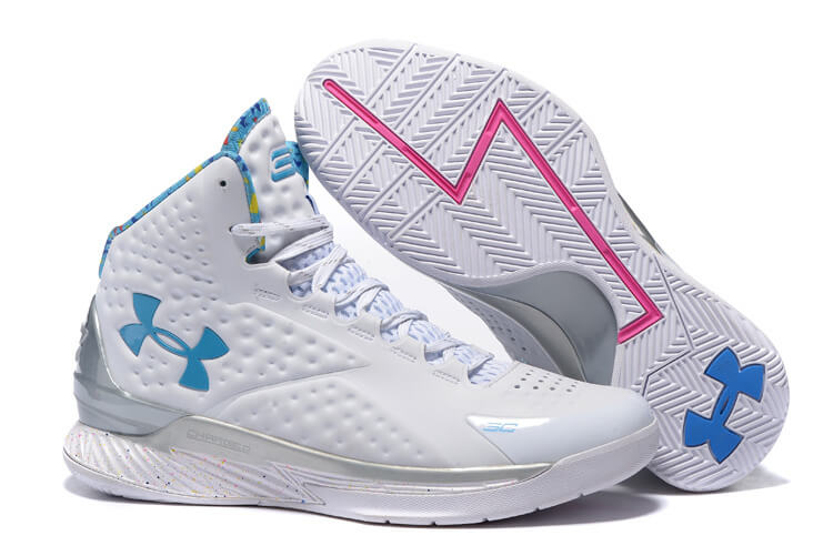 UA Curry One Basketball Shoes
