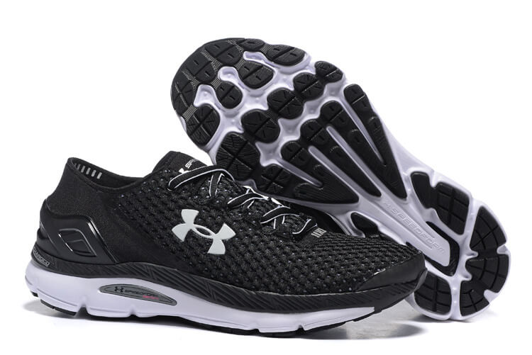 UA SpeedForm® Gemini 2 Black