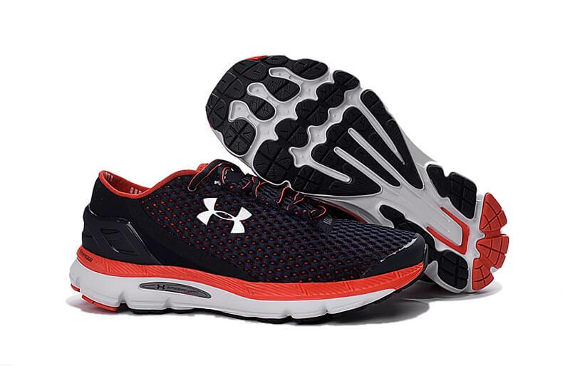 sports shoes dd8e9 18882 UA SpeedForm® Gemini 2 Blue/Red/White