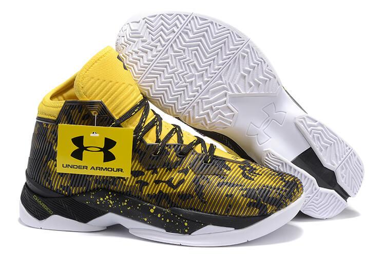 Latest UA Curry 2.5 Basketball Shoes